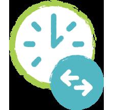 teilzeitarbeit-icon