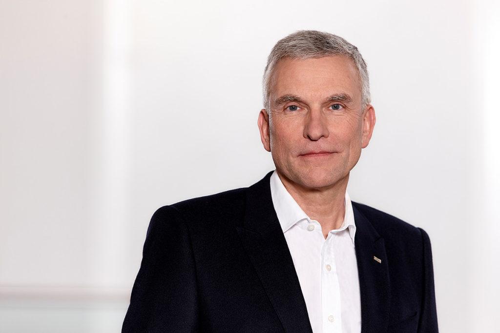 KVWL-Vorstandsvorsitzender Dr. med. Dirk Spelmeyer